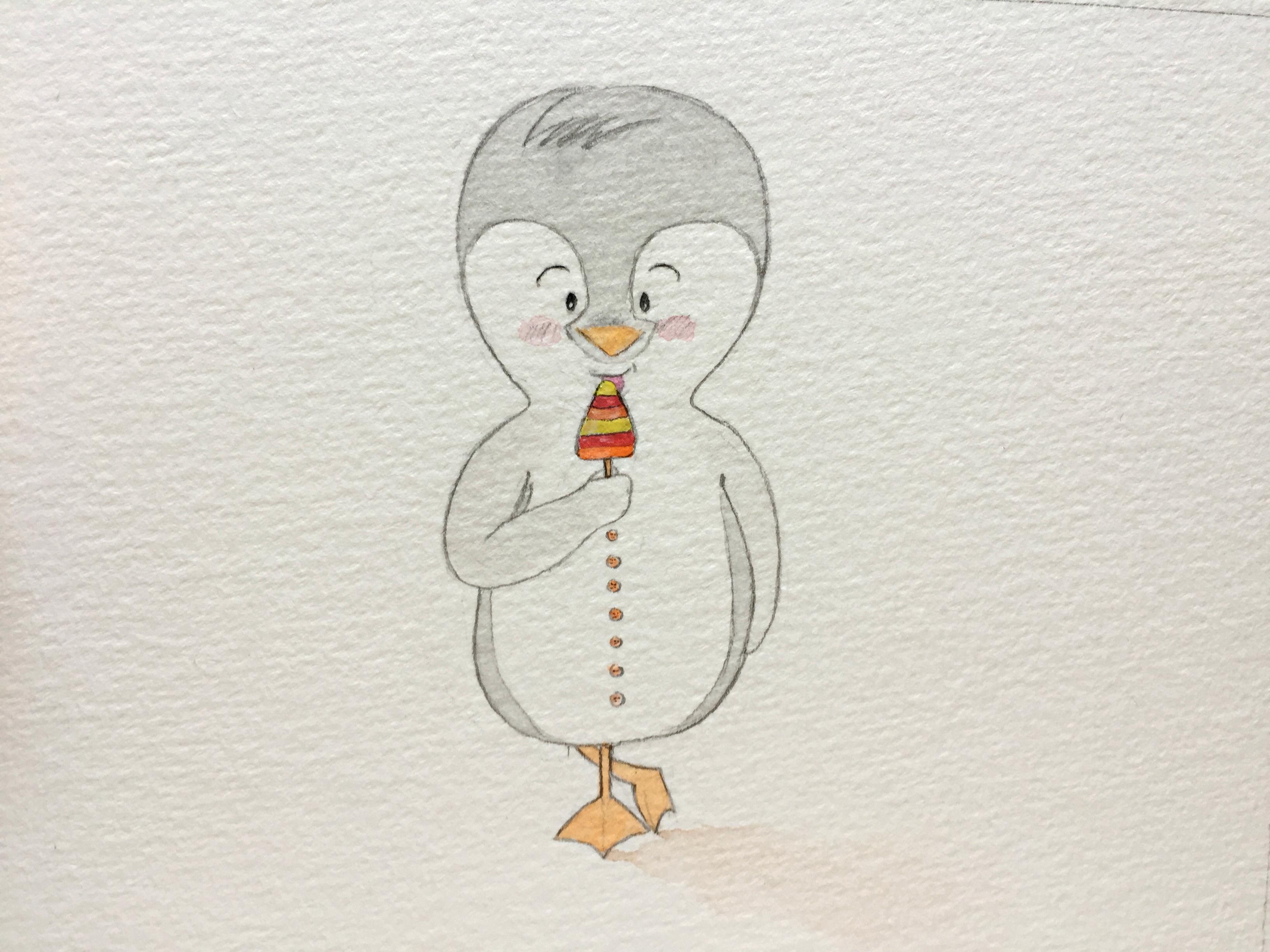 Pinguouin esquimeau