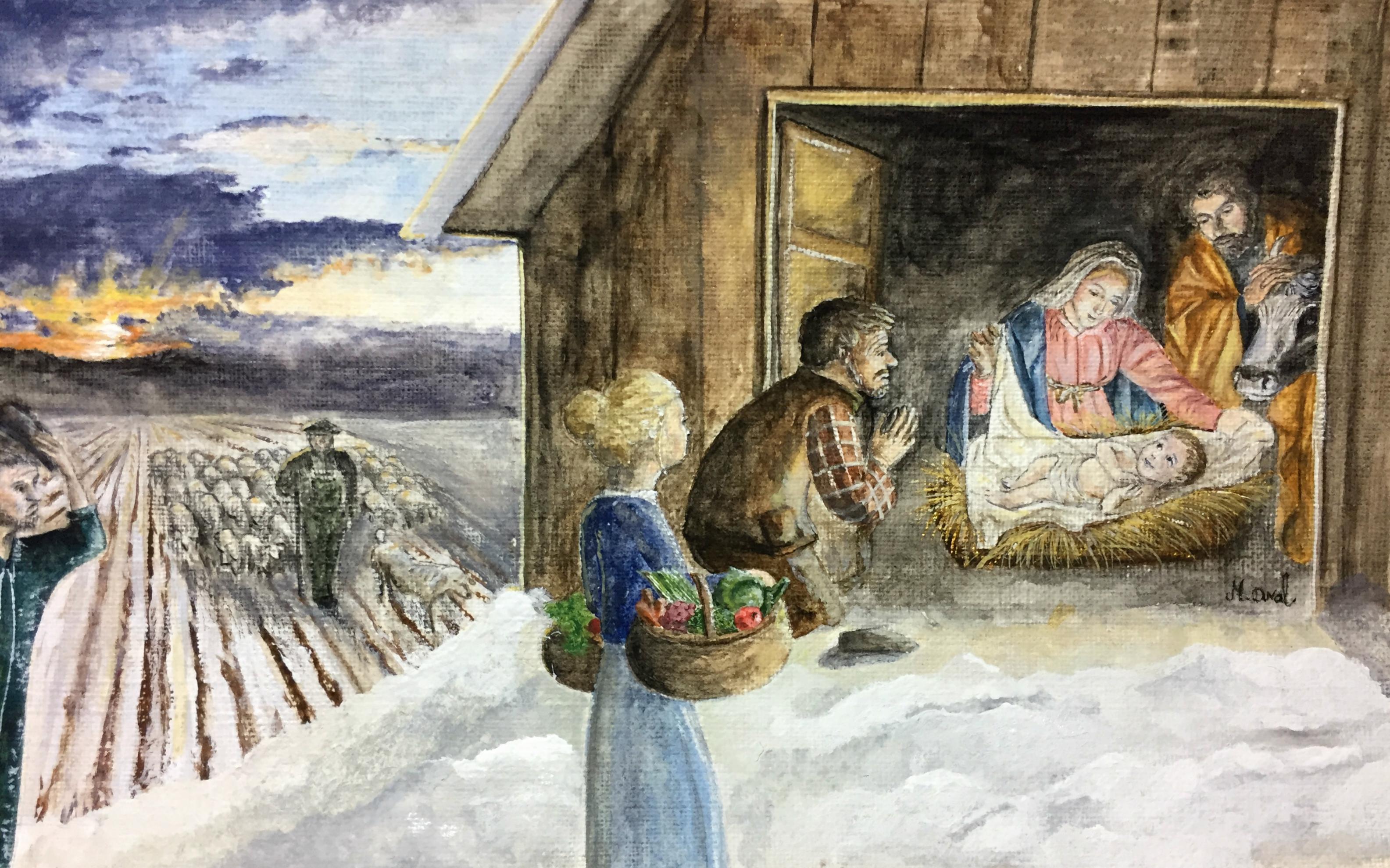 Nativité française