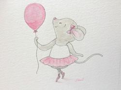 souris danseuse