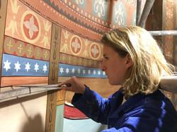 Frises murales