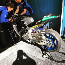 Mechmoto Martini Racing Super Gas MotoGP