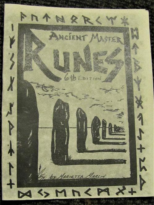 Rune Booklet
