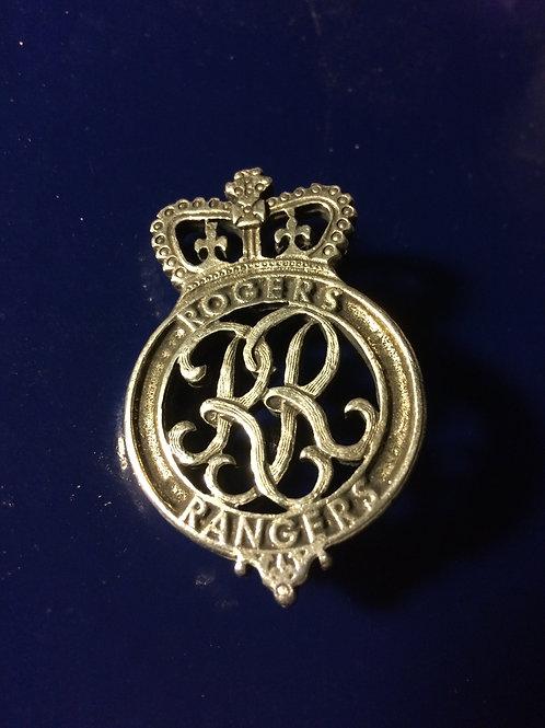Roger Rangers Pin
