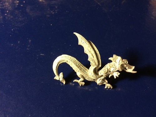 Crouching Dragon Pin