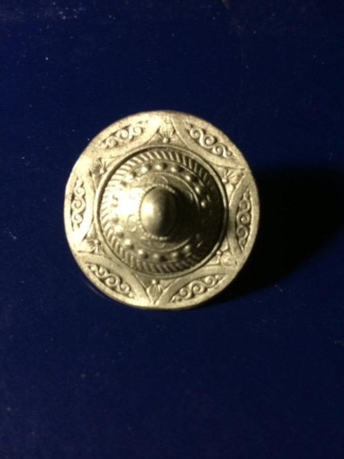 Swirl and Dot Shield Pin