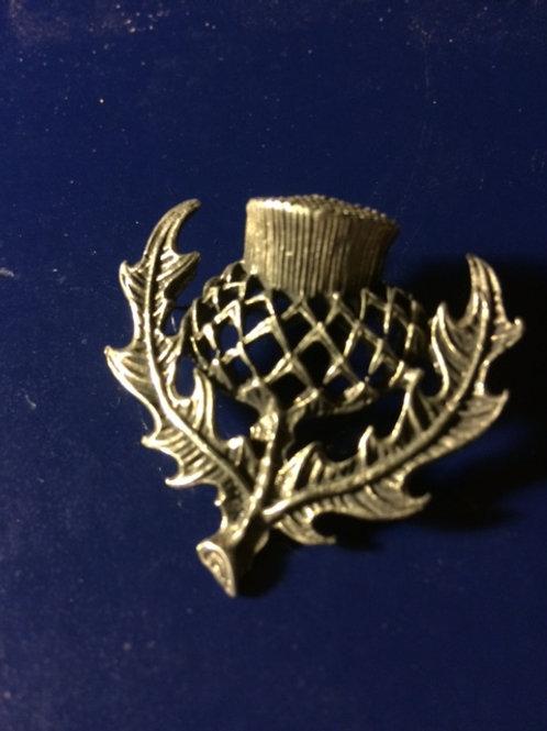 Thistle Latice Pin