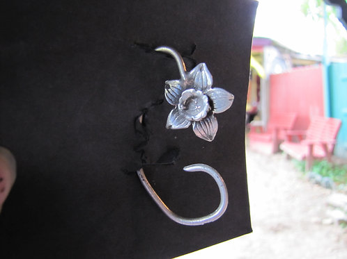Flower Ear Topper