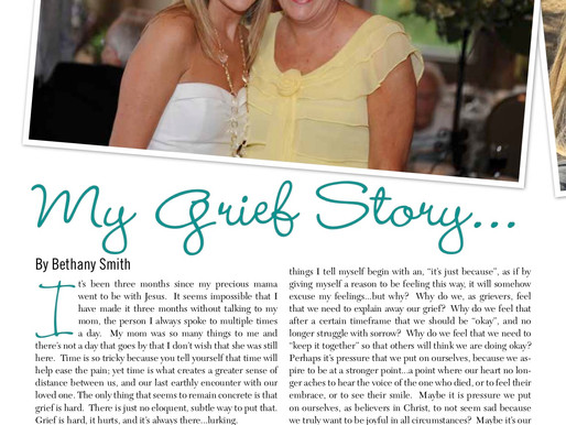 My Grief Story