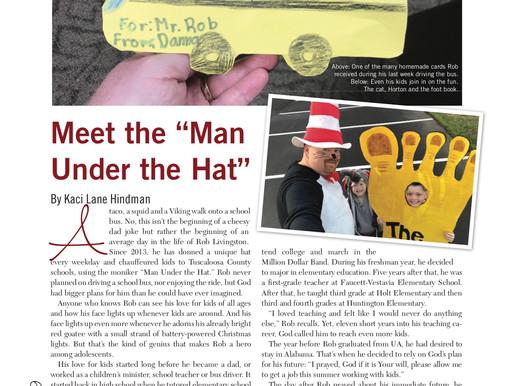 "Meet the ""Man Under the Hat"""