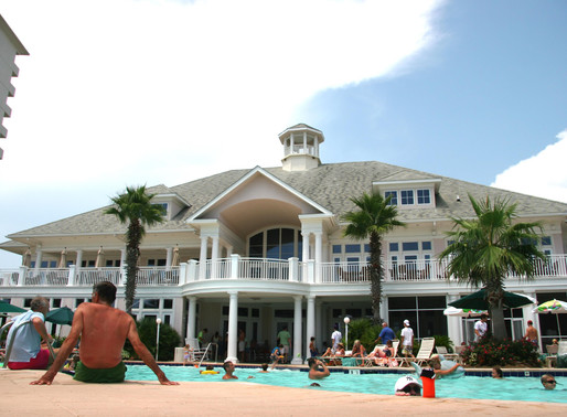 Are We There Yet?:  The Beach Club, Gulf Shores Alabama