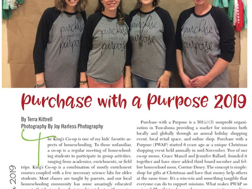 Purchase With A Purpose 2019