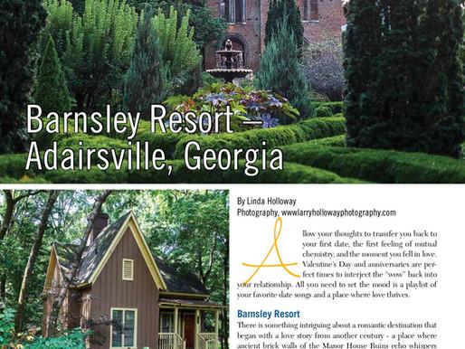 Escape For A Date: Barnsley Resort - Adairsville, Georgia