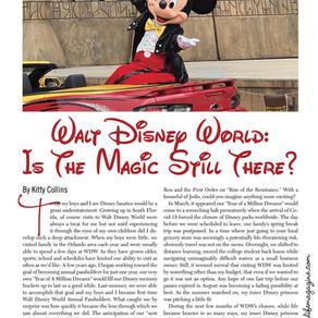 Walt Disney World: Is the Magic Still There?