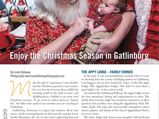 Are We There Yet? Enjoy the Christmas Season in Gatlinburg