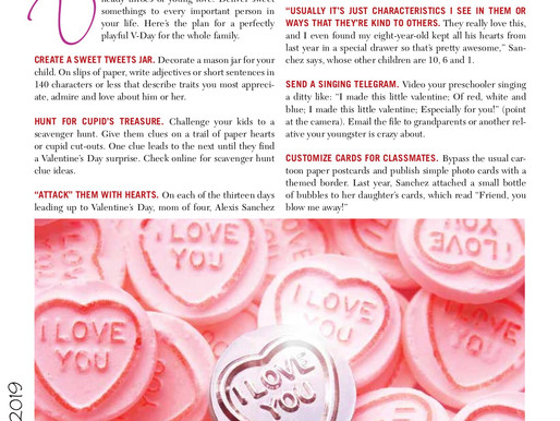 """10 Ways To Say """"I Love You""""... A Valentine's Day Family Playbook"""
