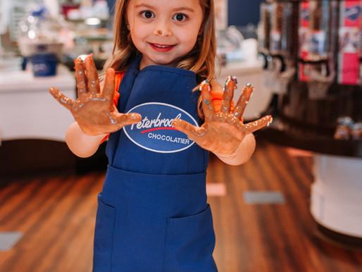 Peterbrooke Chocolatier Celebrates 10 Years in Tuscaloosa