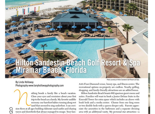 Are We There Yet? Hilton Sandestin Beach Golf Resort & Spa