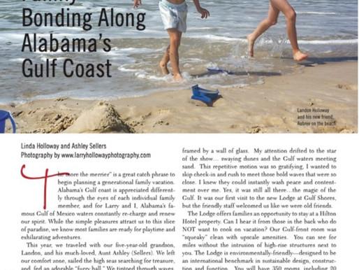 Are We There Yet: Family Bonding Along Alabama's Gulf Coast