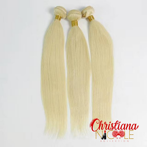 3 bundles of 613 Silky Straight