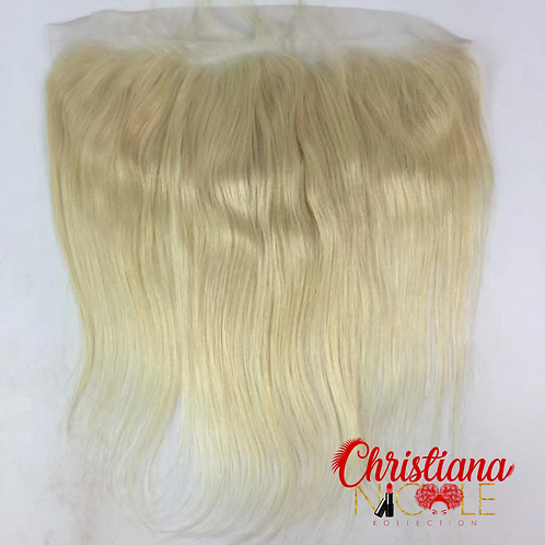 13x4 613 Silky Straight Lace Frontal