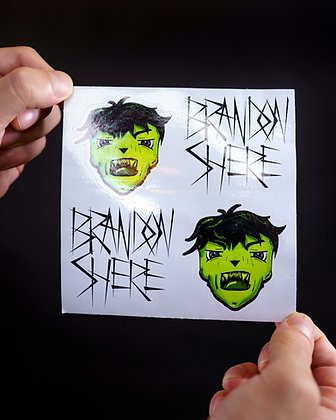BS Stickers