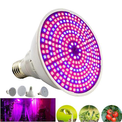 Full Spectrum Led Grow Light Bulbs E27  Indoor Hydroponics Room/ Terrarium