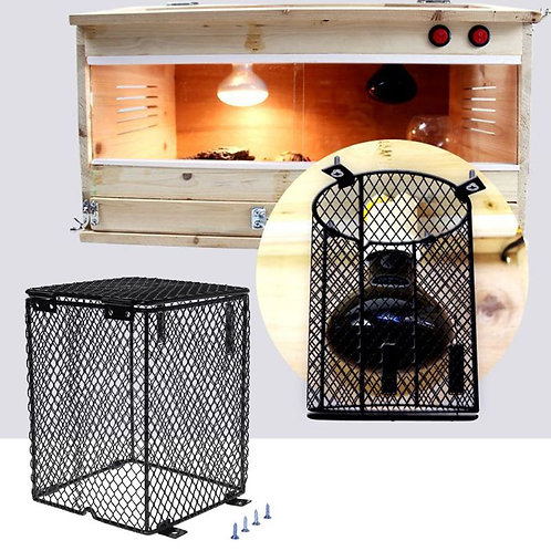 Mesh Cage for Heating Bulb
