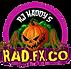 RJ Haddy's rad Fx Logo