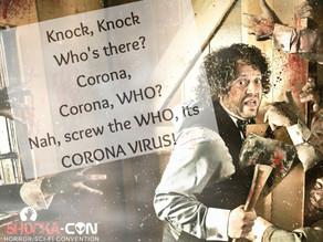 Corona virus and ZOOM ZOOM ZOOM, FXU classes!