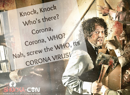 Corona virus and ZOOM ZOOM ZOOM, FXU classes!
