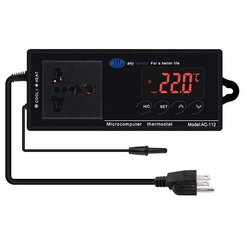 Terrarium Digital Intelligent Thermostat w/ Universal Socket