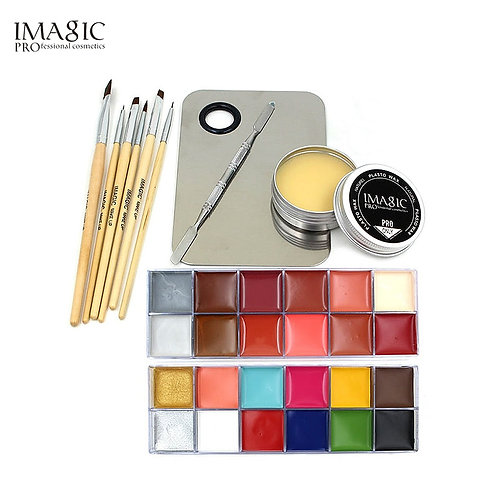 IMAGIC Professional  Makeup  Cosmetics 1 X12 Colors