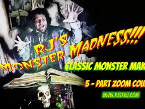 Rj's MONSTER MADNESS! OCTOBER 2020