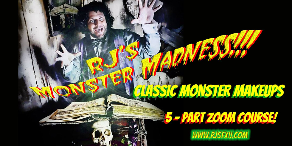 Rj's Monster Madness- THE COUNT (1)