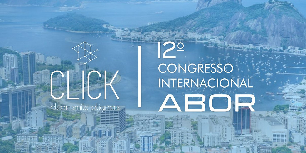 12º CONGRESSO INTERNACIONAL ABOR 2019