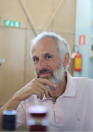 Ein entspannter Tomaso Gianolio
