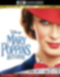Mary Poppins Returns UHD Blu-ray - The Digital Cinema