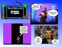 oscarnight on the planet of the apes