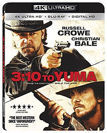 3:10 to Yuma UHD - The Digital Cinema
