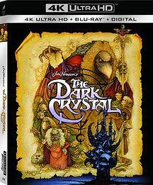 Dark Crystal UHD Blu-ray The Digital Cinemay