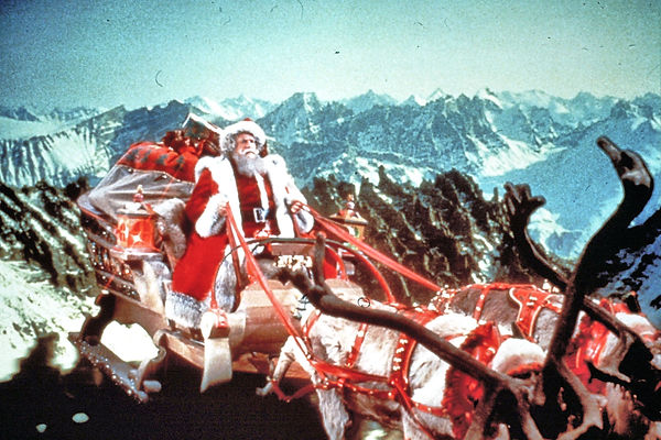 Interview with Producer Ilya Salkind, SANTA CLAUS: THE MOVIE, thedigitalcinema.info
