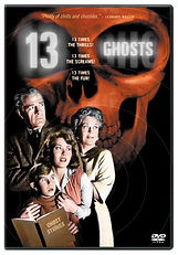 13 Ghosts, the Origianl, producted by William Castle