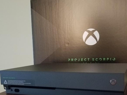 XBOX ONE X - PROJECT SCORPIO REVIEW