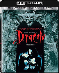 Bram Stoker's Dracula UHD Blu-ray - The Digital Cinema