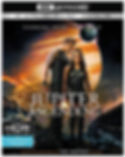 Jupiter Ascending UHD Blu-ray - The Digital Cinema