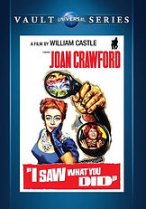 Joan Crawford starred in this film produced by William Castle