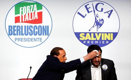 La Divina Tragedia - Tomo II: Resultados electorales en Italia