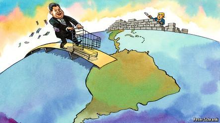 Repensando el lugar de América Latina en el mundo