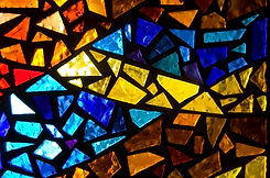 Reading, Stained Glass