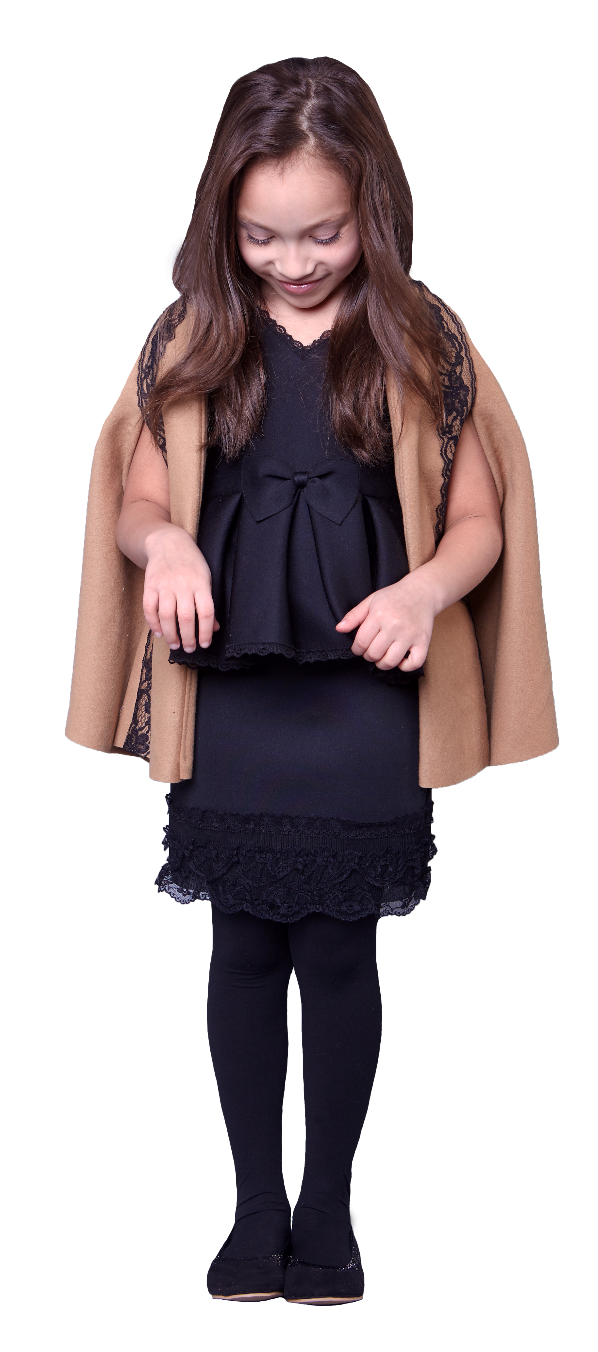 Chloe Cape/Lyn Top/Alexa Skirt